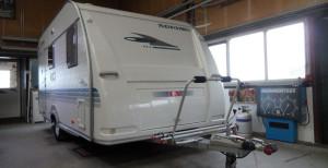 onderhoud caravan, camper, vouwwagen
